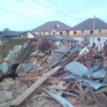 Many pupils feared dead as Jos school building collapses
