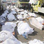 Nigerian fatalities from hajj stampede hits 199, with 121 still unaccounted for