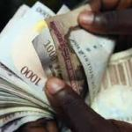 Naira drops in value by 10%