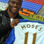 Victor Moses withdraws from Nigeria's friendly matches citing injury
