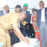 (Photonews) Wike commissions Law faculty for RSUST; Performs ground breaking ceremony of new NLNG HQs in P/H