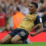 2018 W/Cup: Oliseh calls up Arsenal's Iwobi, Man City's Iheanacho; recalls Obafemi Martins for Swaziland qualifier