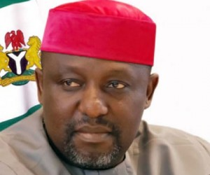Governor Rochas Okorocha of Imo State
