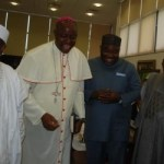 (Photonews)  Gov. Ifeanyi Ugwuanyi receives Governors' Forum, Boundary Committee members