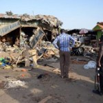Female suicide bomber kills over 6 people at Maiduguri IDP screening centre