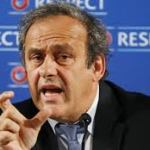 Michel Platini's appeal against FIFA ban rejected