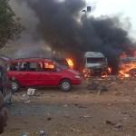 Nyanya bus station again hit by bomb blasts