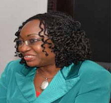 Mrs Winifred Ekanem Oyo-Ita, HOS