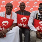 Airtel-powered 'Dat Trace Party' storms Hard Rock Café, Lagos
