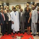 (Photonews) Gov. Ambode hosts Association of Professional Bodies, Lagos Chapter, in Ikeja