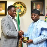 Ambode targets sports to boost job creation, tourism