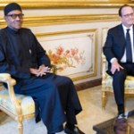 Buhari in France for climate change conference