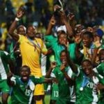 Golden Eaglets arrive Abuja, Wednesday