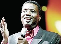 Pastor Enoch Adejare Adeboye, General Overseer, RCCG