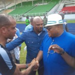 W/Cup Qualifier: Wike pledges $20,000 dollars to Super Eagles 'for every goal scored tomorrow'