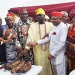 (Photonews) Ndigbo holds New Yam Festival (Iriji Ndigbo) in Ikeja
