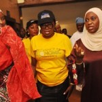 Lagos Governor's wife encourages physically-challenged children to look beyond setback