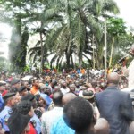 (Photonews) Gov. Oshiomhole's Land Charge law, other policies get civil societies' backing