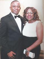 Mr Nnadozie & Mrs Onyinyechi Korieocha