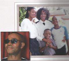 Patron of the Day, Sir Charles Uche Egeonu (KPC) and children; Nkechinyere, Uche Jr, Chimezie, Kamsiyochukwu, and wife, Celine Ijeoma