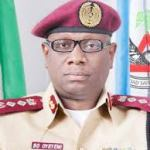 FRSC and Lagos State to harmonise traffic data