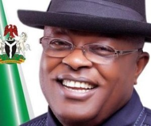 Gov. Dave Umahi of Ebonyi State