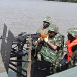 Niger Delta: JTF arrests 1, 605 suspected oil thieves, others in 2015; parades 5 sea pirates in Southern Ijaw council