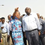(Photonews) Gov Ambode commissions Ipaja-Ayobo, Ikotun-Ejigbo roads; inspects Brown Street