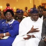 Gov. Ambode holds Town Hall meeting on security; assures on judicious use of tax payers' money