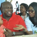 Gov. Ambode, wife fete children during End-of-the-Year party at Lagos House
