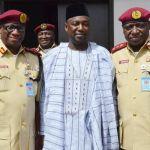 Gov. Abubakar Bello pledges support for Road Safety Corps