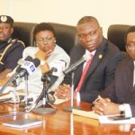 (Photonews) Lagos gov't briefs press on prevention, mitigation and rescue of emergency occurrences and the state's response to terrorist attacks all over the world in recent times