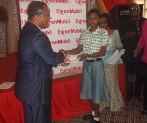 A beneficiary of MPN's scholarship