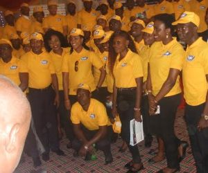 Some of the GAP beneficiaries