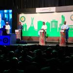 2019: Lagos guber candidates lock horns in debate  …Woo electorate as they x-ray plans ahead of contest