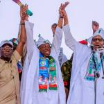 I am seeking re-election to correct Nigeria's ills – Buhari; Reacts to Gov. Ganduje corruption tag; Emir of Kano lauds him on poverty alleviation