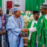 President Buhari takes APC Campaign Rally to Osun, Oyo States; Meets traditional rulers, solicits support