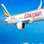 Ethiopian Airlines resume flights from New Jersey to Abuja, Lagos