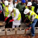 Jubilation as Ugwuanyi performs ground-breaking of first education university in South-East