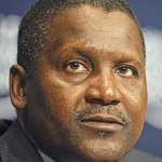 Dangote donate N200m to fight Coronavirus in Nigeria