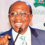 Buhari seeks Senate's confirmation for Emefiele as CBN Governor for 2nd term