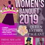RCCG Dominion Cathedral Good Women Fellowship holds WOMEN'S BANQUET 2019