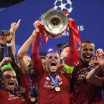 Goals from Salah, Origi hand Liverpool UEFA Champions League title