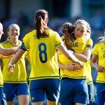 Sweden stun Germany to reach Women's World Cup semi-finals