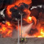 Explosion  occurs on Nigerian crude trunk line in Delta.