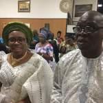 When late Mrs Rosaline Aigbadan Ehize was celebrated in America