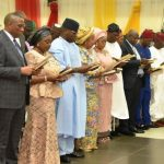 Sanwo-Olu inaugurates cabinet, charges members on service delivery …Commissioners, Special Advisers get portfolios