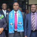 UNIPORT honours Amaechi