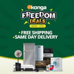 Konga wows Nigerians with Freedom Deals