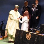 74th UNGA: Nigeria's Muhammad-Bande takes over as president